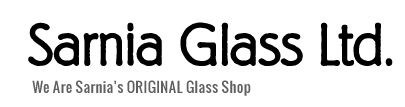 sarnia glass - we are sarnia's original glass shop
